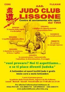 Volantino judo sito